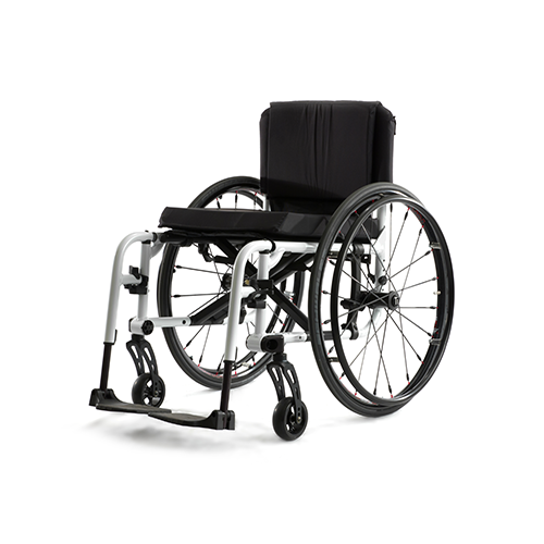 Light Folding Wheelchair - Aero X
