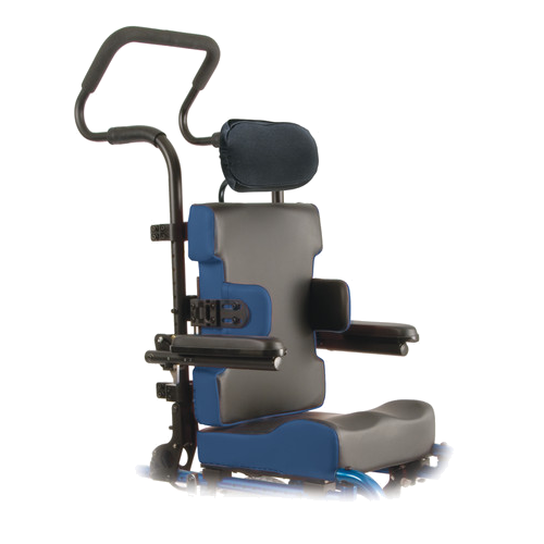 Wheelchair Seating System - Jay SureFit - Alternate View