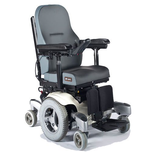 Power, Mid wheel drive Wheelchair - Jive M