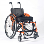 Light Folding Wheelchair - Quickie Life T
