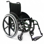 Light Folding Wheelchair - Quickie 2