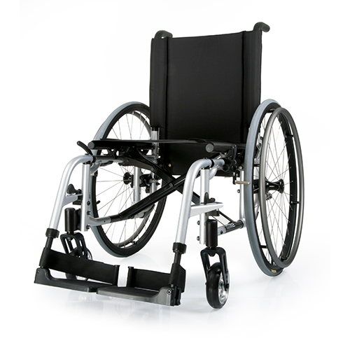 Light Folding Wheelchair - Quickie 2 - View 2