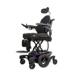 Power, Mid wheel drive Wheelchair - Quickie QM7