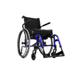 Light Folding Wheelchair - Quickie QXI