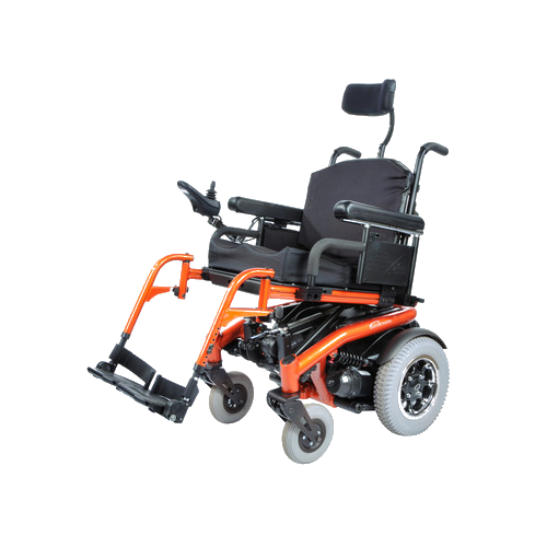 Power, Rear wheel drive Wheelchair - Quickie S-6