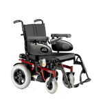 Power, Rear wheel drive Wheelchair - Quickie Tango