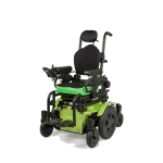 Paediatric Power Wheelchair - Zippie ZM-310 - Green