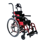 Paediatric Folding Wheelchair - Zippie GS
