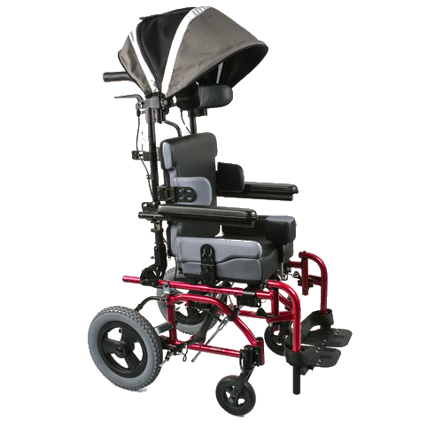Paediatric Tilt in Space Wheelchair - Zippie TS