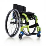 Paediatric Rigid Wheelchair - Zippie Zone