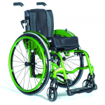 Paediatric Folding Wheelchair - Youngster 3